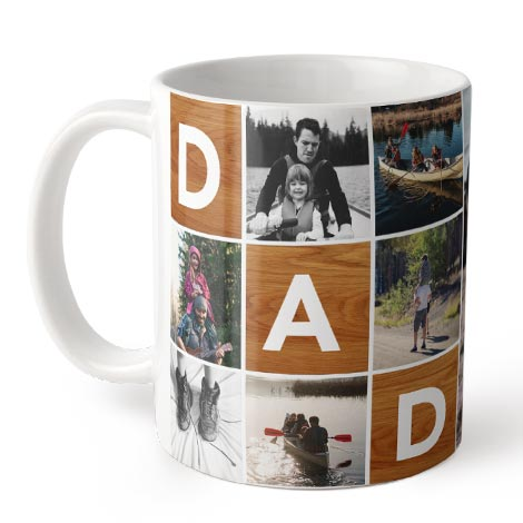 Fathers day gifts ideas create gifts for dad snapfish ie personalised mugs for dad negle Image collections