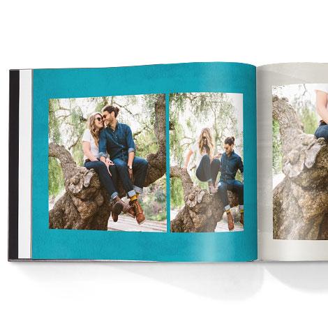 Photo book. Smitten theme