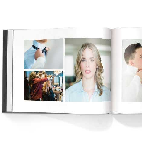 Photo book. Album theme