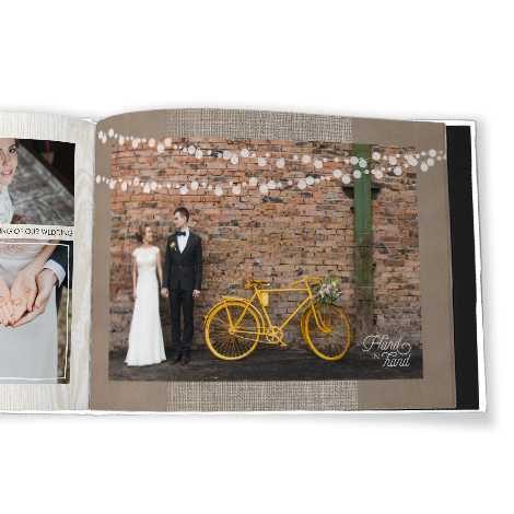 Premium Hardcover Photo Books