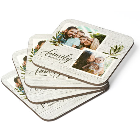 Square Coaster Set (same image)