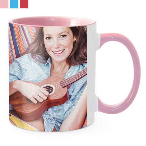 Classic Coloured Mugs