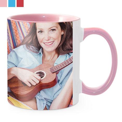 Classic Coloured Mugs