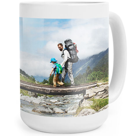 Large coffee mug (15oz)
