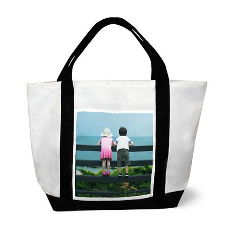Icon Canvas Tote Bag