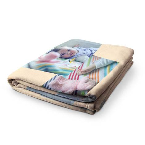 Arctic Fleece Photo Blanket