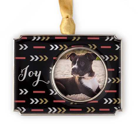 Icon Joy Photo Ornament