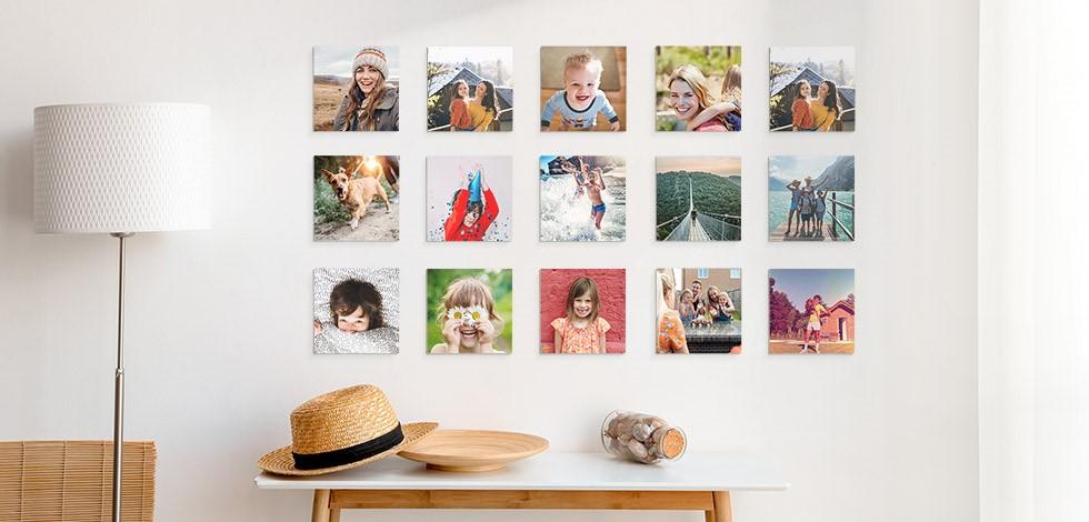 New! Photo Tiles