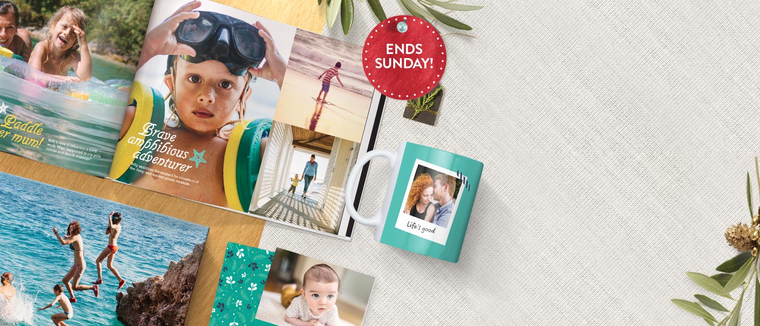 The perfect Christmas gift : Photo Gifts from $6.95.Made by you. Loved by everyone.