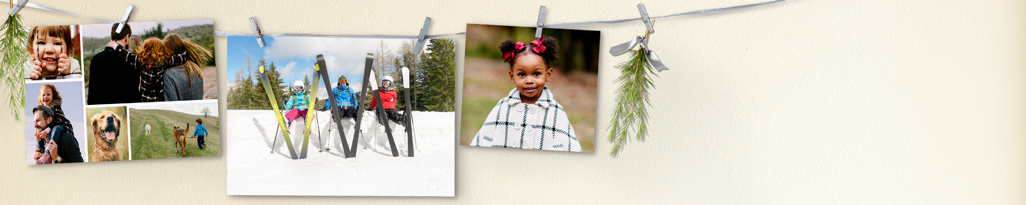 Prints : From the first day of the season to the last, capture all your holiday fun with prints.