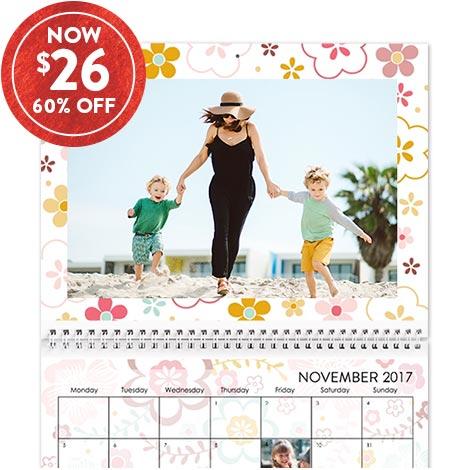 30x30cm / 28x35cm Premium Wall Calendars