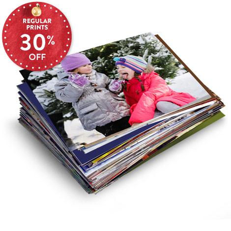 30% all regular prints
