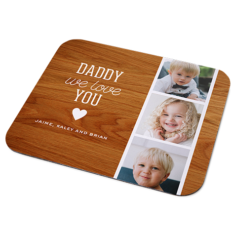 PHOTO GIFTS FOR DADS + GRANDDADS