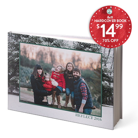 8x11 Layflat Hardcover Book