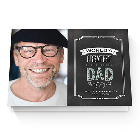 PHOTO GIFTS FOR DADS + GRANDFATHERS