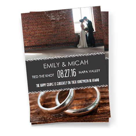 Wedding Announcements + Other Event Invitations