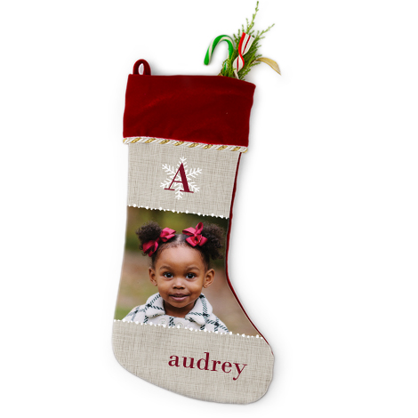 Icon Christmas Stocking