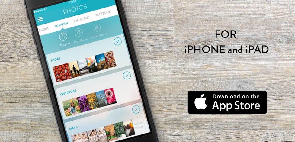 1200 Free Prints - Get Creative With The Snapfish App
