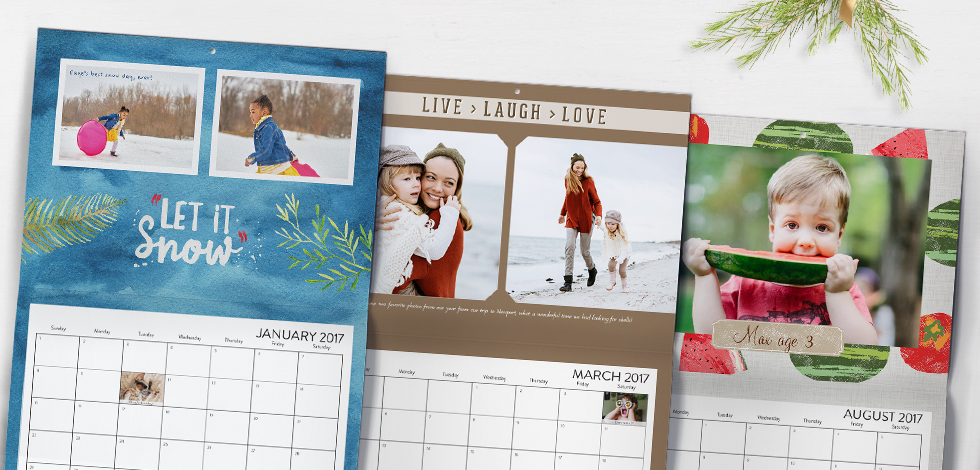 Check Out Our New Premium Stationery Wall Calendar!