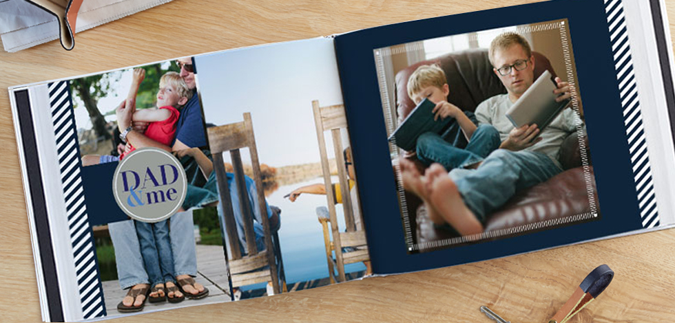 3 Tips For Perfect Father's Day Photo Books