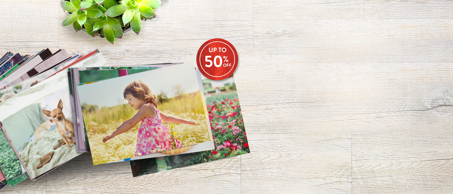 Happy Printing   : Up to 50% off all prints (incl. collage). Use code PRINT417 by 23/4.