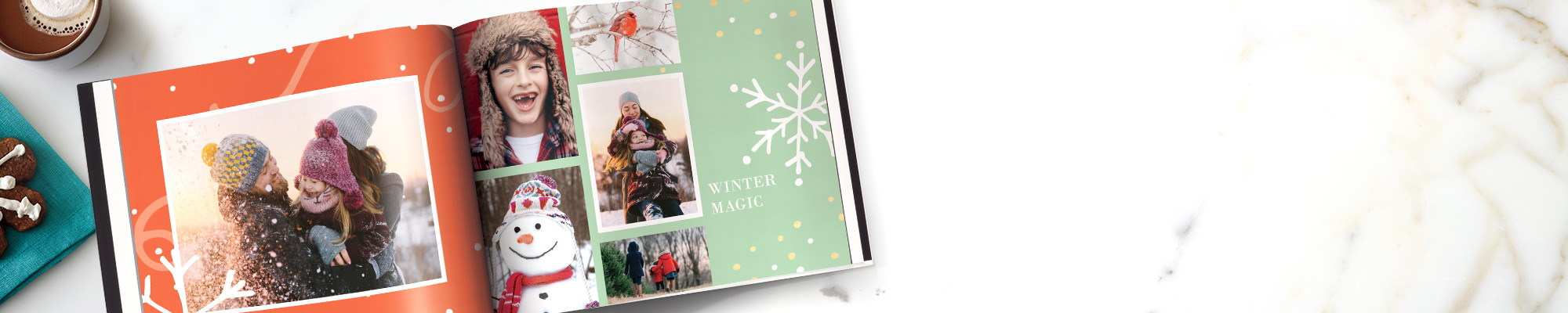 Photo Books Capture the magic of your life and all the stories you love in beautiful photo books.