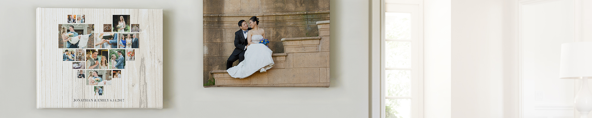 Wedding Photo Cards + Gifts   To love, laughter + happily ever after! Keep the magic hanging around.