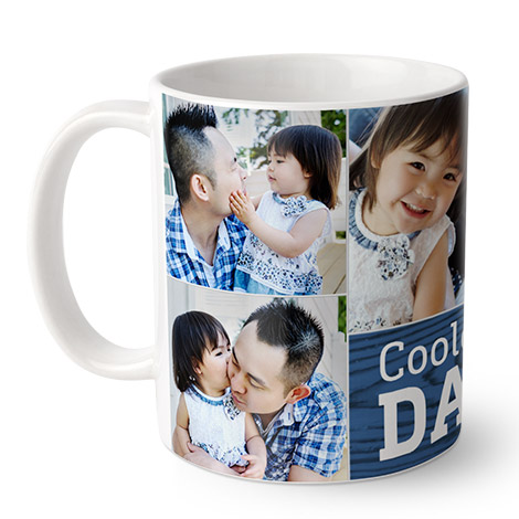 Coffee Mug (Coolest Dad)