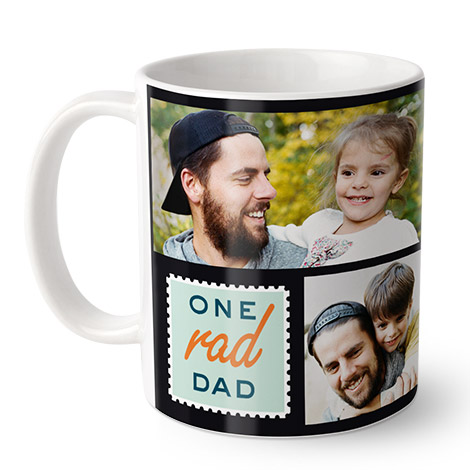 Coffee Mug (Rad Dad)