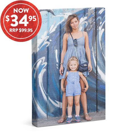 30x45cm Premium Canvas