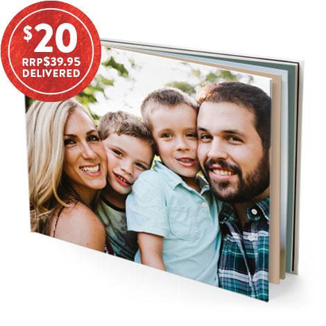20x28cm Hardcover Book