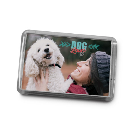 Photo Acrylic Magnet
