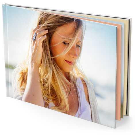 "A3 Landscape Photo Book (15.5x11"")"