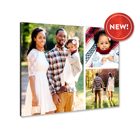 "14x11"" Wood Wall Photo Panel"