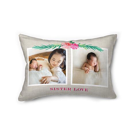 Custom Throw Pillow, 14x20