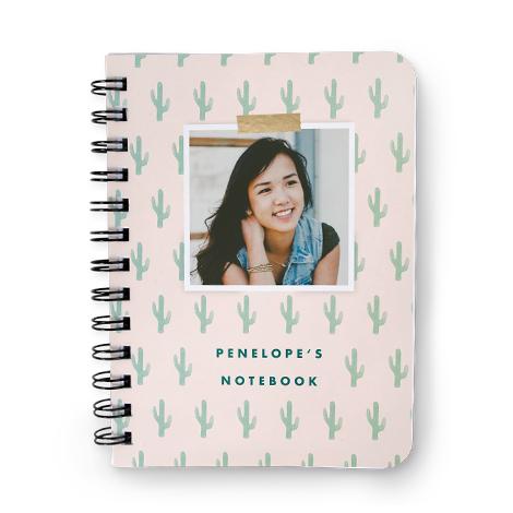 Icon Spiral Bound Notebook