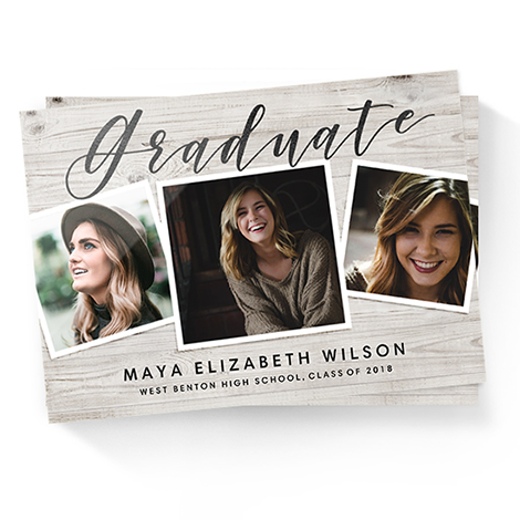 Matching Graduation Designs