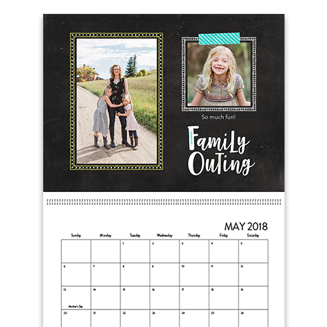 Photo Calendars  Desktop Calendars  Wall Calendars Custom