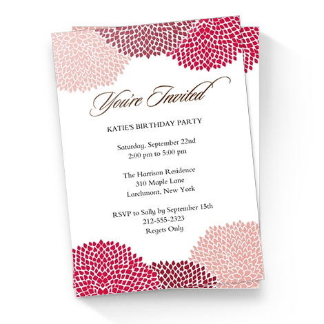 Invitations + Announcements