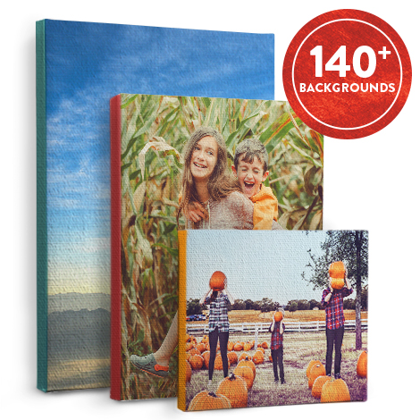 Canvas Prints - Color Wrap