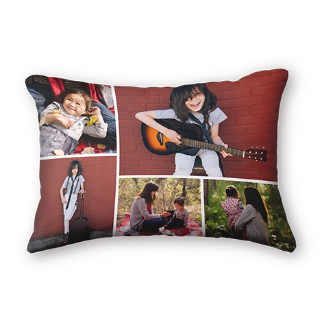 Collage Pillows