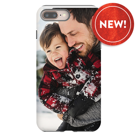 iPhone 8 Plus Case, Tough