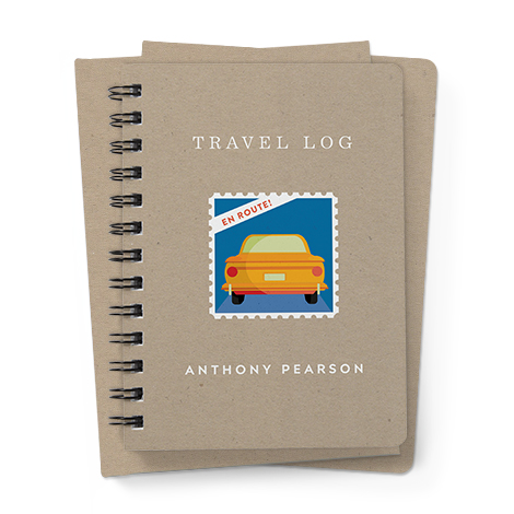 Travel Stamp