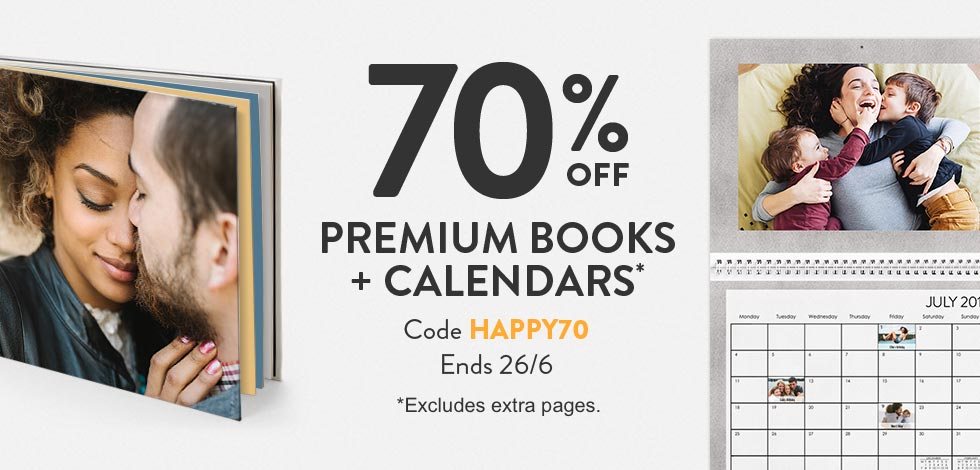 Shop Premium Books and Calendars