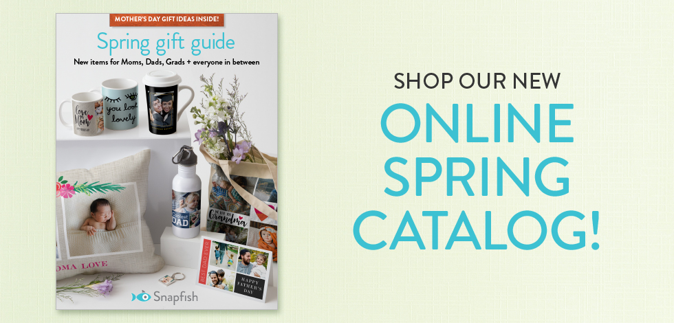 Our Spring Gift Guide is online!