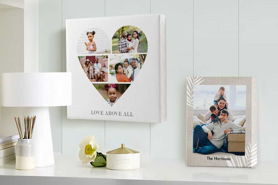 Create collage gifts