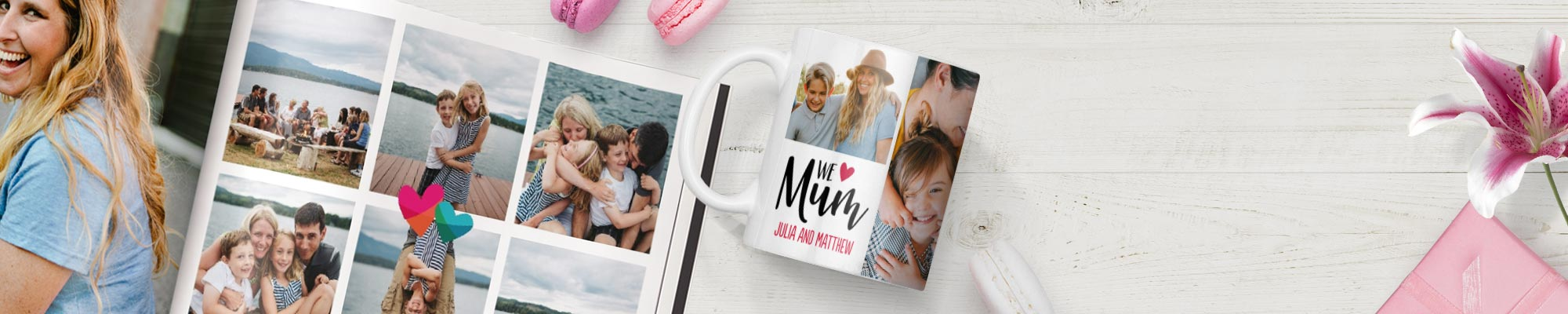 Gift Ideas for Mum
