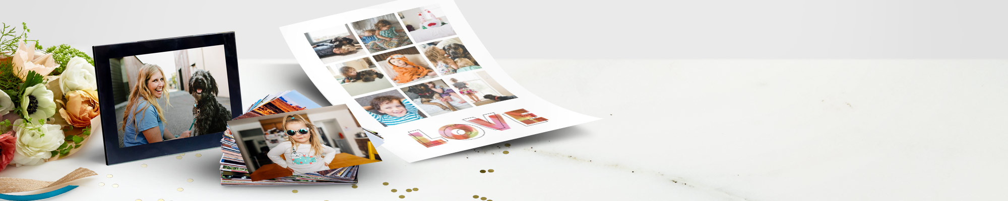 Photo Printing Great moments you can hold onto, literally. Share them, save them, and always cherish them.