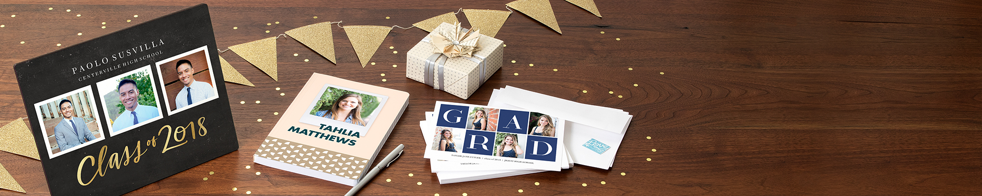 Graduation Gifts Find the perfect gifts for your loved ones.