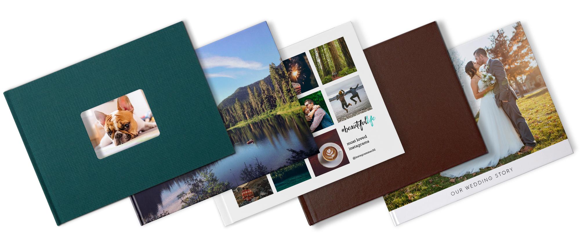 Photo Books | Make a Book | Custom Photo Books | Snapfish